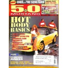 Cover Print of 5.0 Mustang, April 1996