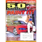 Cover Print of 5.0 Mustang, April 1997