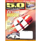 Cover Print of 5.0 Mustang, April 1998