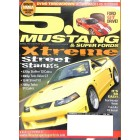 Cover Print of 5.0 Mustang, April 2004