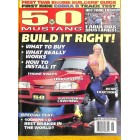 Cover Print of 5.0 Mustang, August 1995