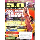 Cover Print of 5.0 Mustang, August 1998