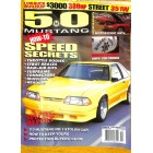 Cover Print of 5.0 Mustang, December 1994