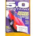 5.0 Mustang, December 1999