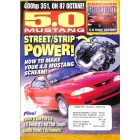 5.0 Mustang, January 1999