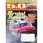 5.0 Mustang, July 1998
