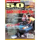 5.0 Mustang, June 1995