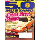 Cover Print of 5.0 Mustang Magazine, April 2000