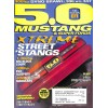 Cover Print of 5.0 Mustang Magazine, April 2001
