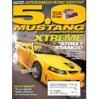 Cover Print of 5.0 Mustang Magazine, April 2002