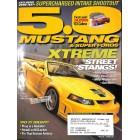 Cover Print of 5.0 Mustang, April 2002
