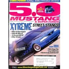 Cover Print of 5.0 Mustang, April 2003
