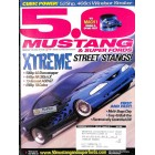 Cover Print of 5.0 Mustang Magazine, April 2003