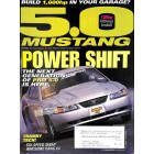 Cover Print of 5.0 Mustang Magazine, August 2000