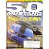 5.0 Mustang Magazine, August 2003