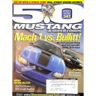 Cover Print of 5.0 Mustang Magazine, August 2003