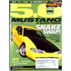 Cover Print of 5.0 Mustang, August 2004