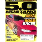 Cover Print of 5.0 Mustang Magazine, December 2000