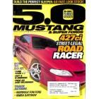 Cover Print of 5.0 Mustang, December 2000