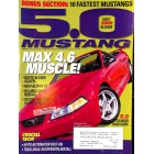 Cover Print of 5.0 Mustang Magazine, February 2000