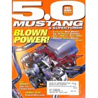 Cover Print of 5.0 Mustang Magazine, February 2001