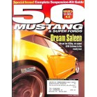 Cover Print of 5.0 Mustang, February 2002