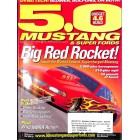 Cover Print of 5.0 Mustang, February 2003