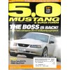 Cover Print of 5.0 Mustang, February 2004