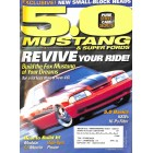 Cover Print of 5.0 Mustang, January 2001