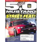 Cover Print of 5.0 Mustang, January 2002