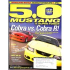 Cover Print of 5.0 Mustang, January 2004