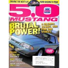 Cover Print of 5.0 Mustang, July 2000