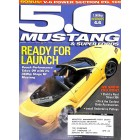 Cover Print of 5.0 Mustang, July 2001