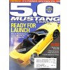 Cover Print of 5.0 Mustang Magazine, July 2001