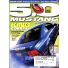 Cover Print of 5.0 Mustang, July 2002