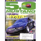 Cover Print of 5.0 Mustang, July 2003