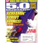 Cover Print of 5.0 Mustang Magazine, June 1999