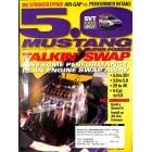 Cover Print of 5.0 Mustang, June 2002