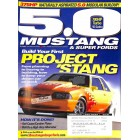 Cover Print of 5.0 Mustang, March 2004