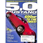 Cover Print of 5.0 Mustang, May 2002