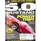 Cover Print of 5.0 Mustang, May 2003