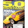 Cover Print of 5.0 Mustang Magazine, November 2000