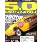 Cover Print of 5.0 Mustang, November 2000