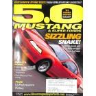 Cover Print of 5.0 Mustang, November 2002