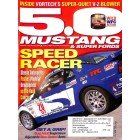 Cover Print of 5.0 Mustang, October 2000
