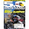 Cover Print of 5.0 Mustang Magazine, October 2001