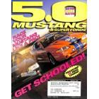 Cover Print of 5.0 Mustang, September 2001