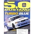 Cover Print of 5.0 Mustang, September 2002