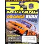 Cover Print of 5.0 Mustang, September 2003
