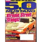 5.0 Mustang, April 2000